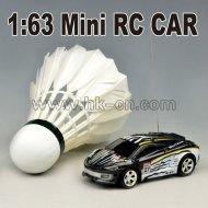 1 63 mini voiture rc