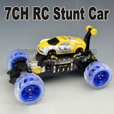Rc voiture stunt hk-tv2344-1 7ch flexiable