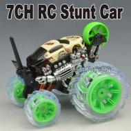 7ch stunt car rc jouet avec la lumière led