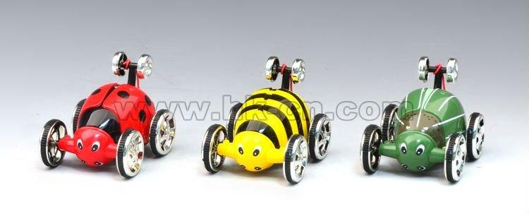 2012 caliente- venta de mini truco de coches 360 rotación mini coche del rc