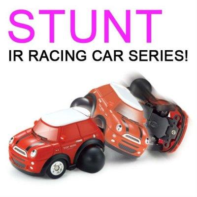 ir rennwagen stunt serie