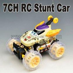 7ch rc stunt auto led licht mit musik