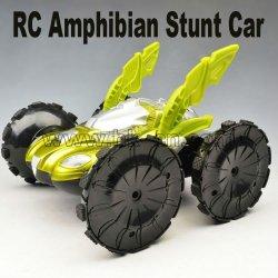 2012 neu und heiß- verkaufen amphibien rc stunt auto