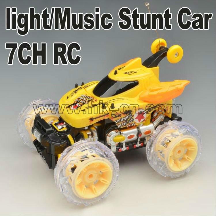La música del rc truco de coches/rc coche/juguetes del rc