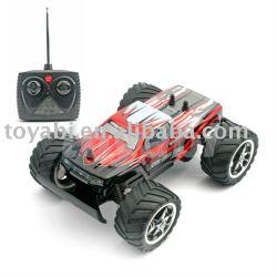 1:14 escala rc coche con cuerpo de pvc