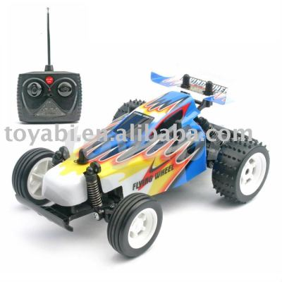 Scale rc modell 1:14 buggy körper mit pvc
