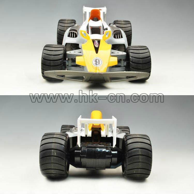2.4g assemblage à grande vitesse de course de voiture