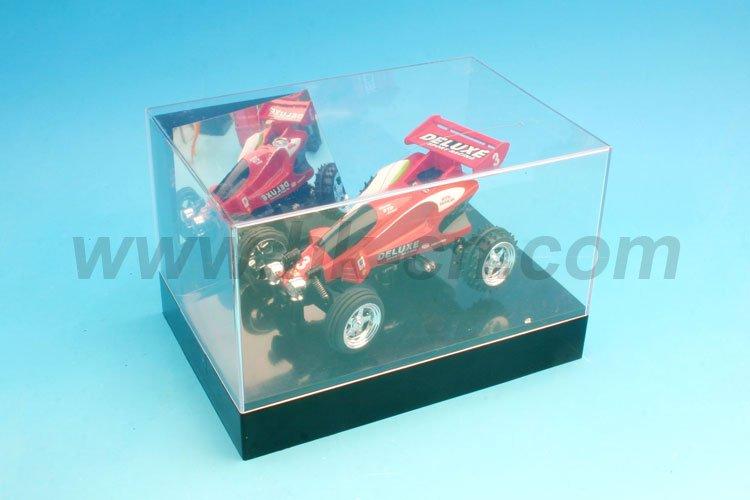 Escala 1:43 kart rc coche de carreras( caja de regalo)