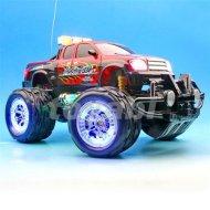 1:14 skala rc monster truck mit led-leuchten
