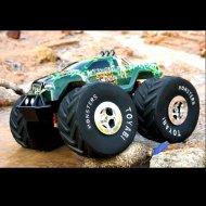1:8 Échelle toyabi monster truck rc avec la lumière