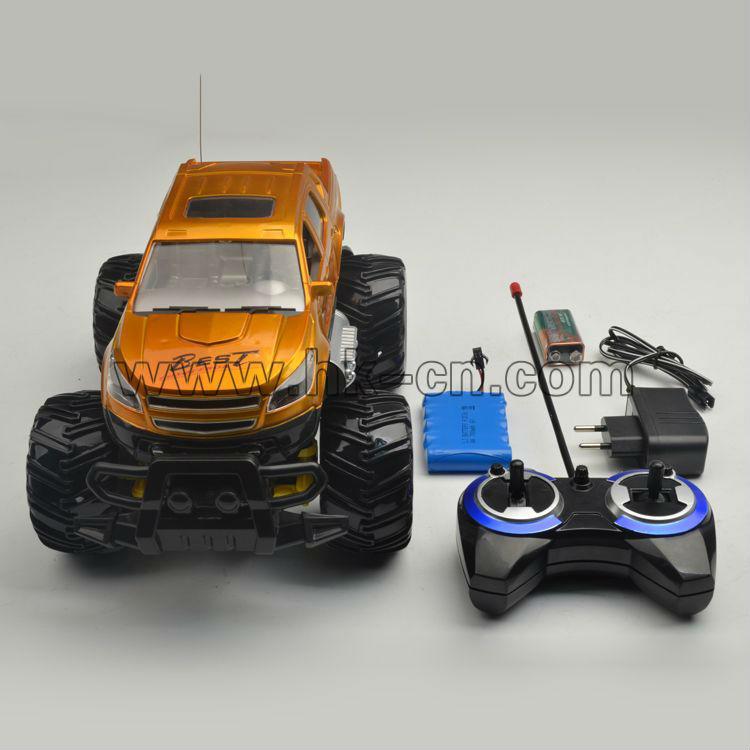 1/14 off- carretera buggy 4 canales rc buggy coche rc para las ventas