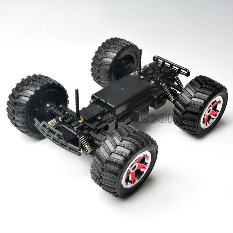 1/14 4 canales rc buggy de alta velocidad del coche eléctrico del rc del coche para las ventas