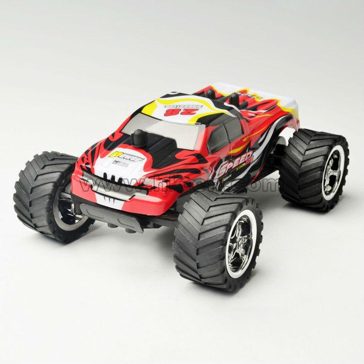 1/20 4 canales rc buggy de alta velocidad del coche eléctrico del rc del coche para las ventas