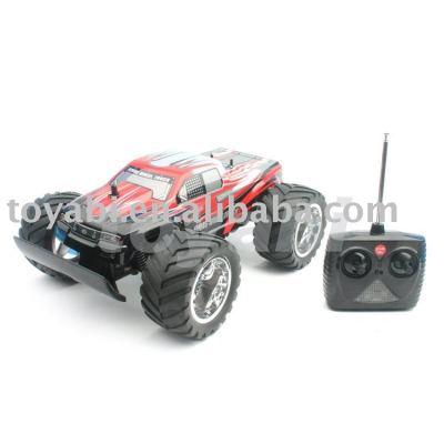 auto rc monster truck körper mit pvc