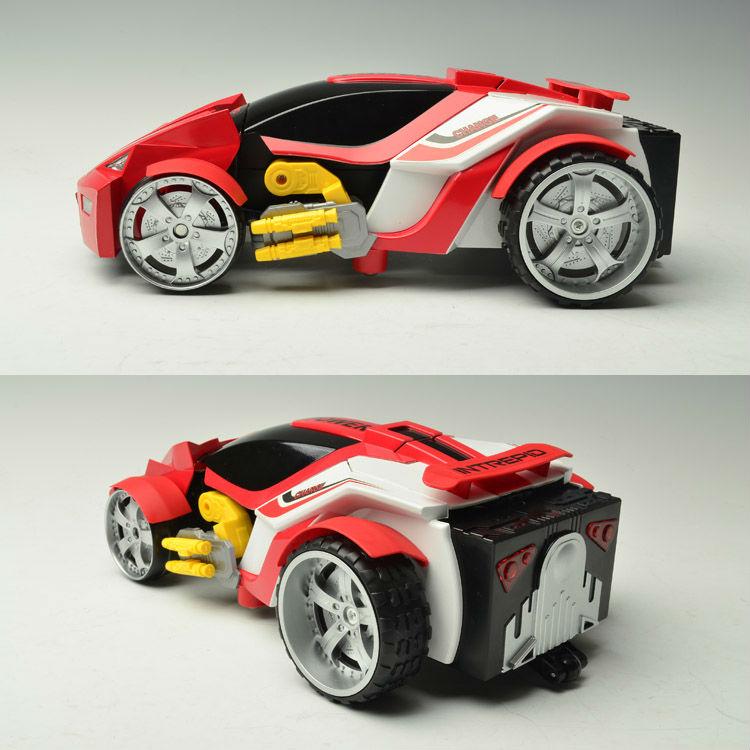 8ch deformación rc coche robot