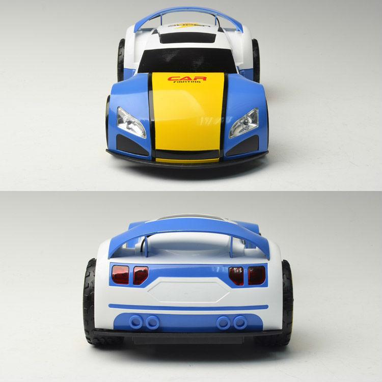 8ch rc. phantom king transformation de voiture