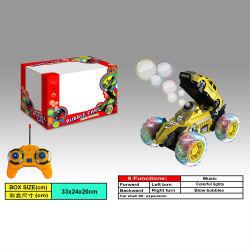 4ch bulle. rc. véhicule