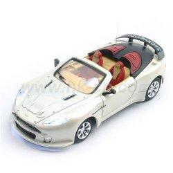 Rc die- reparto de juguetes del coche con la luz