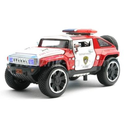 Morir- reparto de juguetes de coches con la música y las luces led