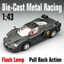 Sterben- stimmen auto mit led licht