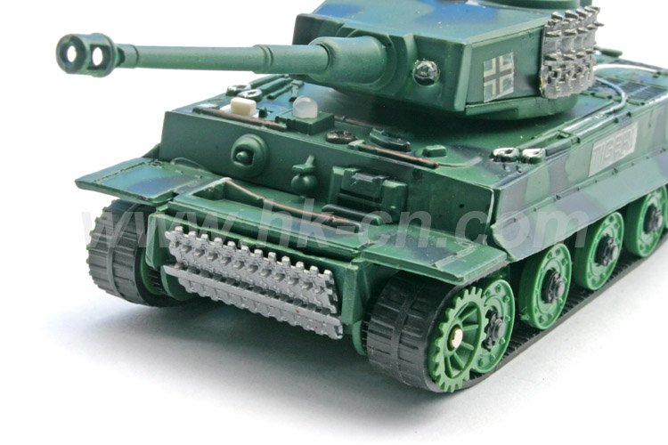 Maßstab 1:70 infrarot blinkt bekämpfung rc tank