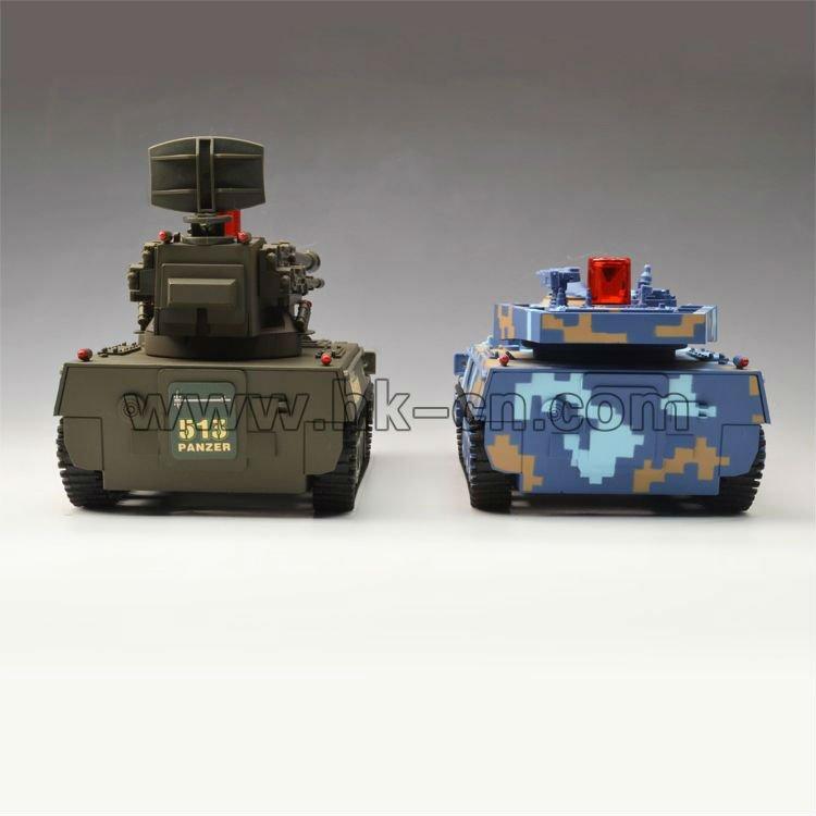 controlado por radio twin emulational de vuelo del tanque del rc