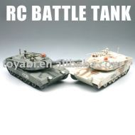 1:24 Échelle rc. battle tank