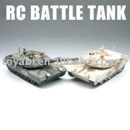 1:24 escala rc tanque de batalla