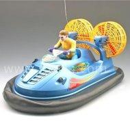 Rc hovercraft, fernsteuerung spielzeug boot