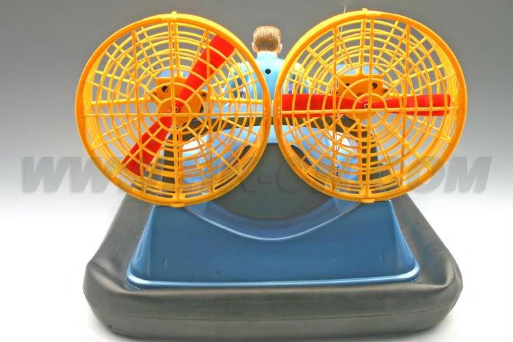 Rc aerodeslizador, juguetes de radio control de barco