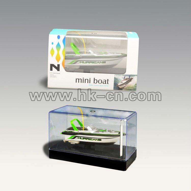 mini radio contrôlée bateau de sport