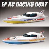 高速電力RCの競争ボート