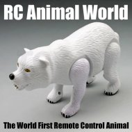 Jouets en plastique, ours animaux jouets, mini rc jouet animal, rc jouet ours