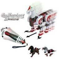 Mini rc jouet animal en plastique cheval, le meilleur cadeau pour l'enfant