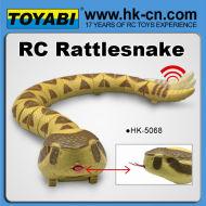 la serpiente del rc del juguete del rc juguete de control remoto
