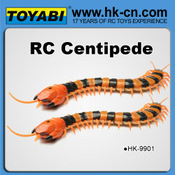 rc jouet de rc jouet à télécommande centipede