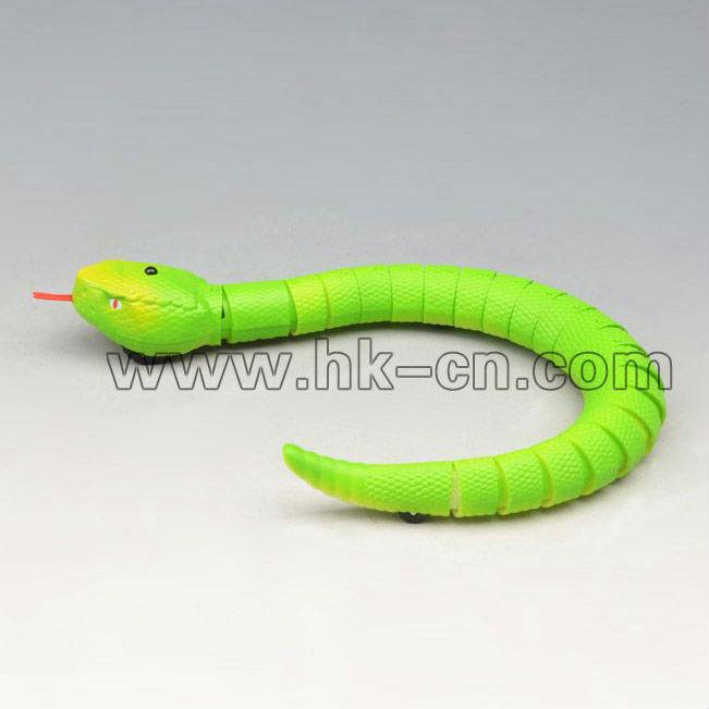 la serpiente del rc juguete de control remoto rc de juguete