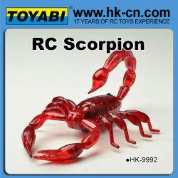 scorpion rc rc jouet animal jouet à télécommande