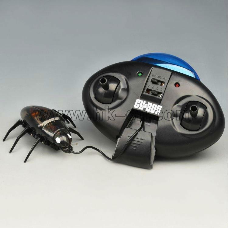 populares mini rc escarabajo gadgets promocionales de color transparente