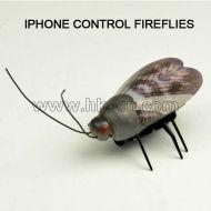 Iphone contrôle luciole jouets rc, rc jouet animal
