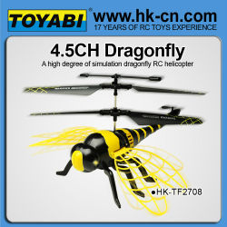 3.5ch hélicoptère dragonfly