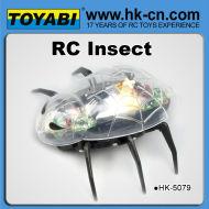 de insectos rc juguete de control remoto rc de juguete