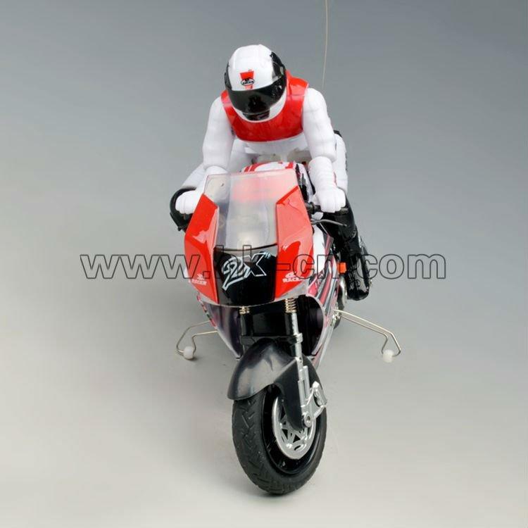 rc 3ch motobike sin batería