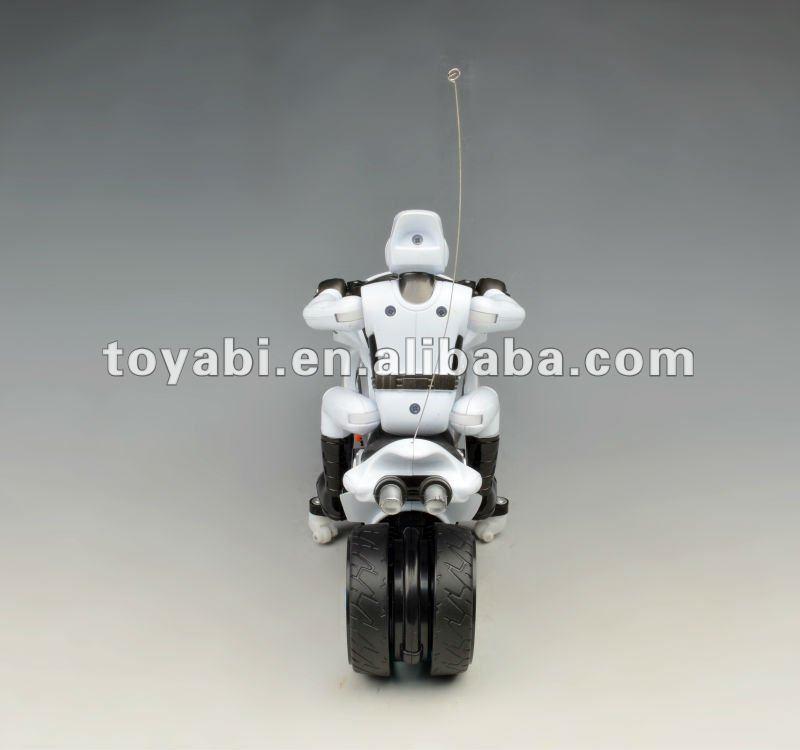 7ch rc de la motocicleta con el giro a la deriva de la función