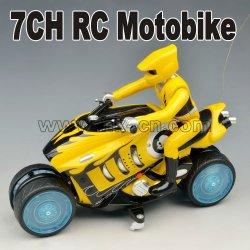 7ch rc moto avec fonction filature à la dérive mini moto