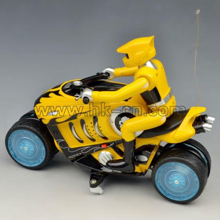 7ch rc motorrad mit spinnen driften funktion mini motorrad