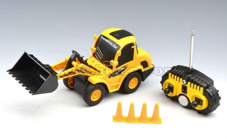 1:20 6ch escala rc excavadoras/bulldozers para la venta un bulldozer del rc