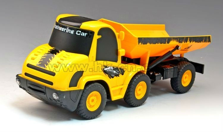 1:20 6 canal rc camiones de volteo para la venta del rc cargador para la venta del rc excavadora para la venta