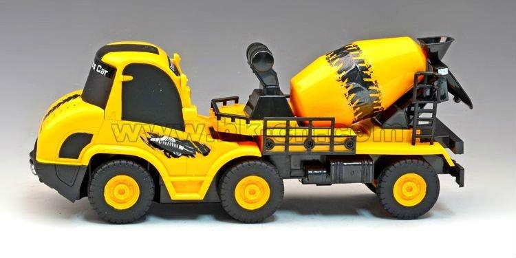 1:20 5 canales de control remoto de camiones de cemento