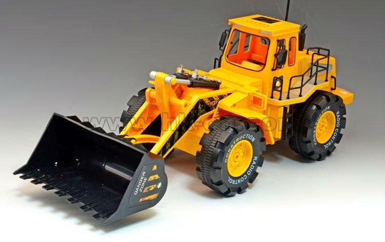 1:10 6 canal. bulldozer, rc. rc. bulldozers pour la vente